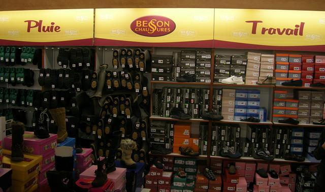 Besson chaussure boots - Besson chaussures cholet ...